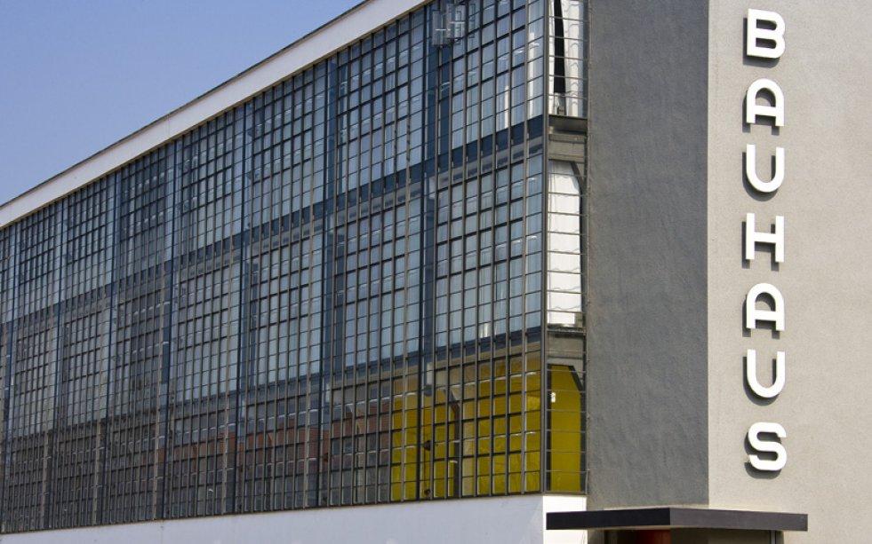 Vor 90 Jahren forderte das Bauhaus Revolution  statt