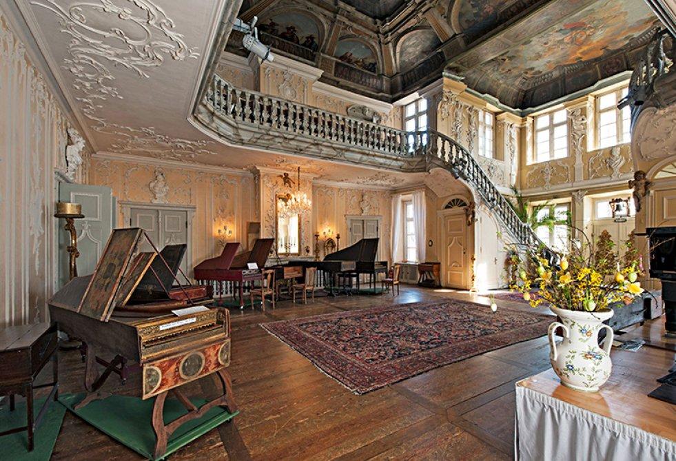 Gut Hasselburg bietet Konzerte fr jeden Geschmack  Monumente Online