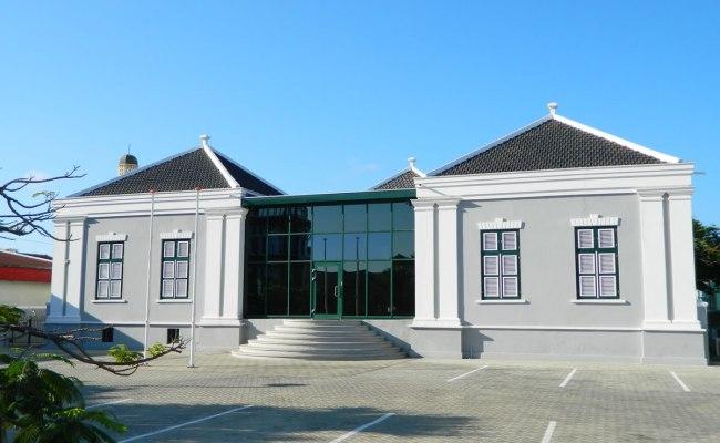 School 1888 Stichting Monumentenfonds Aruba