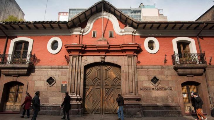 Casa Colorada | Consejo de Monumentos Nacionales de Chile