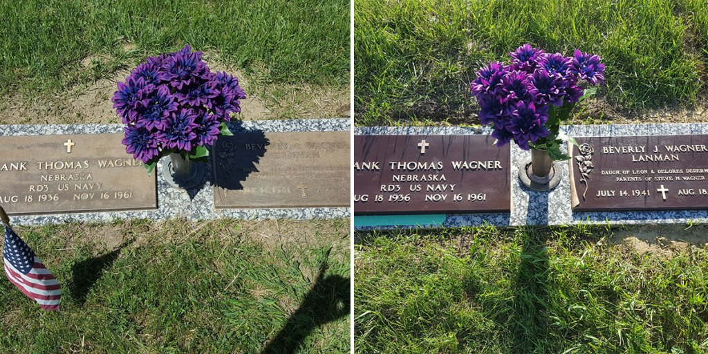 gravestone restoration in norfolk, nebraska