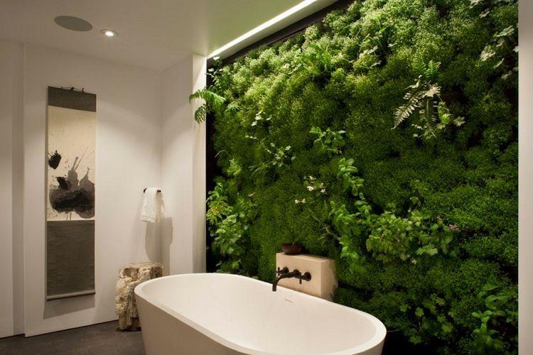 Deco Une Ambiance Nature Et Zen Dans La Salle De Bain