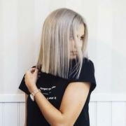 blunt cut la coupe de cheveux