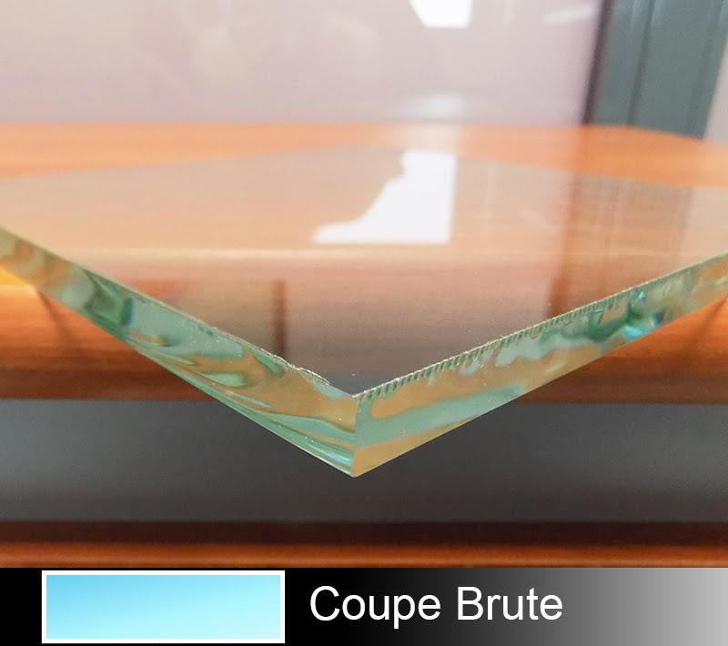 verre clair transparent vitrage sur
