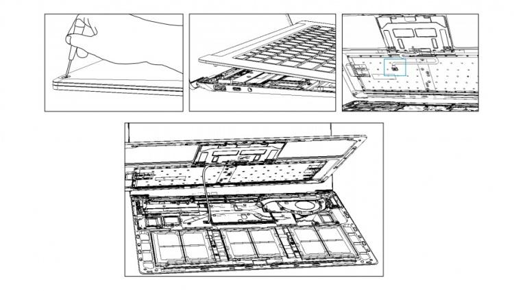 Comment remplacer le SSD du Surface Laptop 3 ? Microsoft