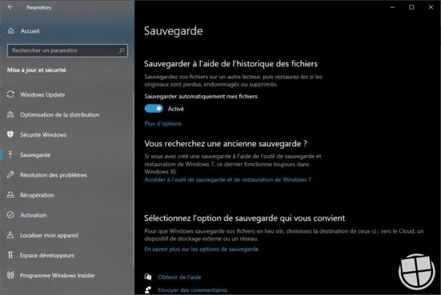 sauvegarde-windows-10
