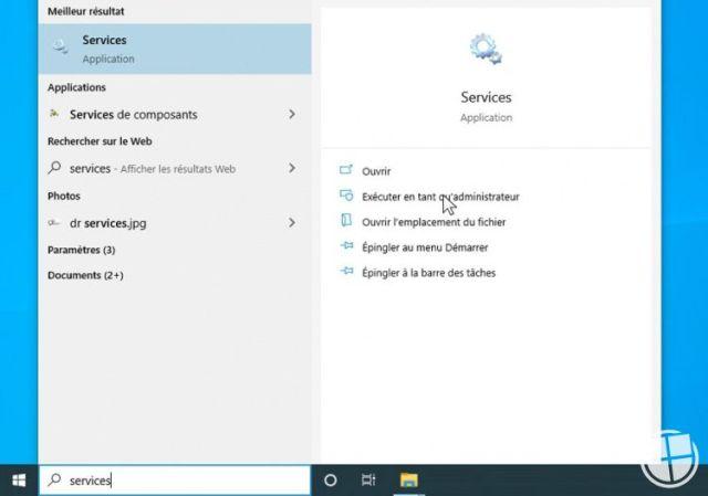 services-windows-10-recherche
