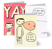 Marc Johns Greeting Cards