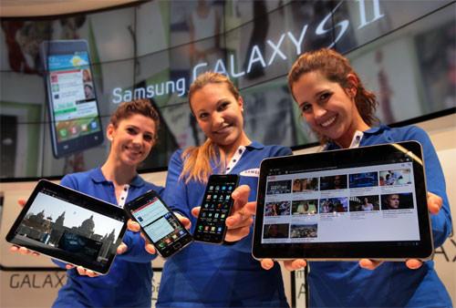 Urteil: Schlappe für Samsungs Galaxy Tab 10.1 im Rechtsstreit mit Apple