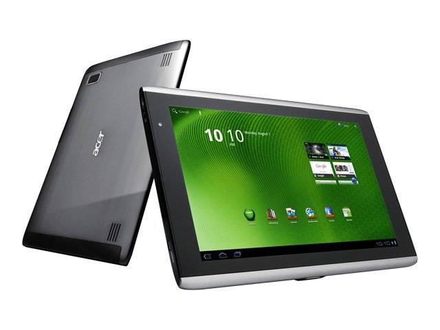 Acer will mit Tablet-Verkauf ab 2013 durchstarten