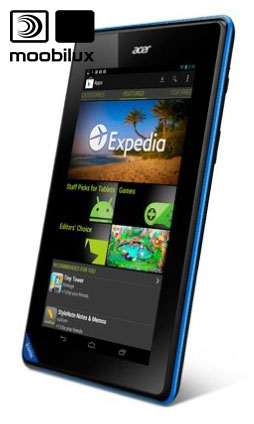 CES: Acer bestätigt 7 Zoll billig Tablet