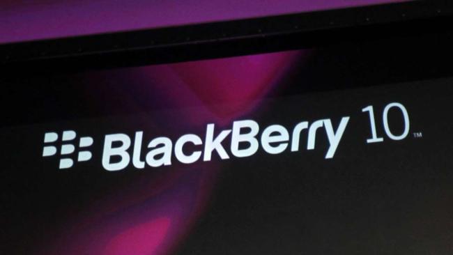 Markus Müller stellt das neue Blackberry OS 10 vor