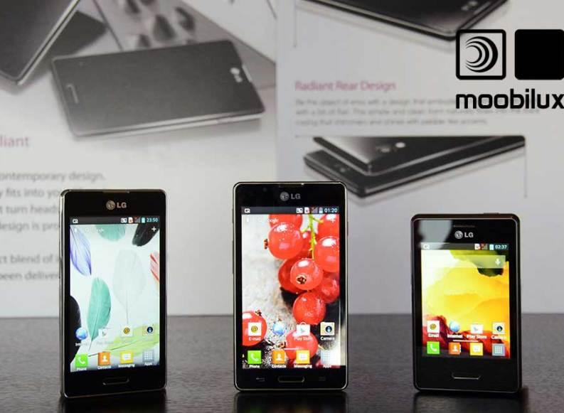 LG stellt neue L-Serie vor