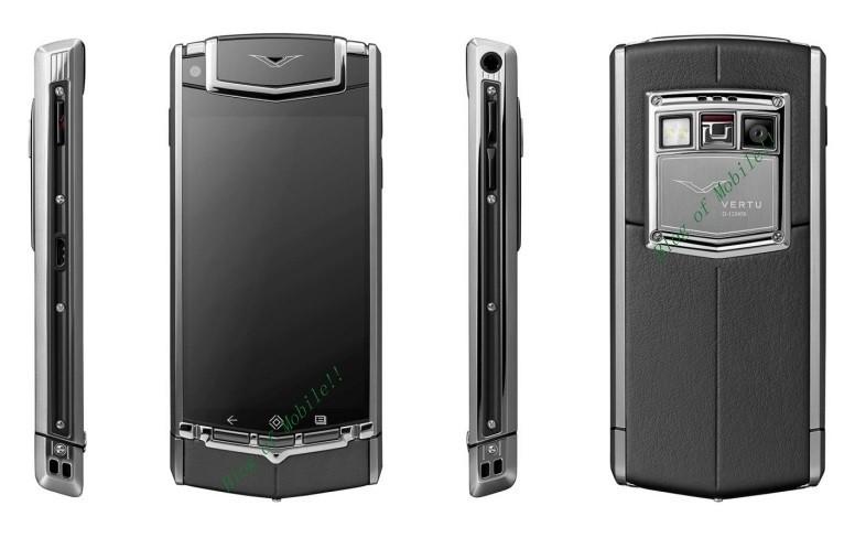 Update: Arbeitet Vertu an einem Android-Smartphone?