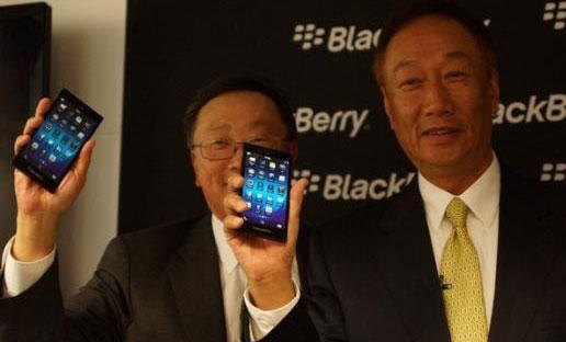 MWC14: Blackbeery kündigt Q20 und Z3 Geräte an