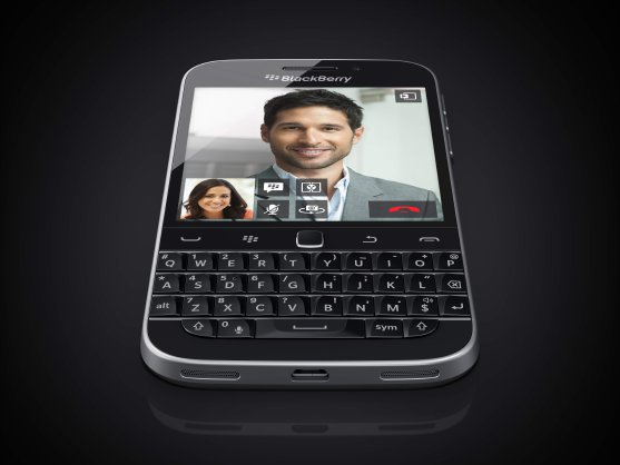 Update: BlackBerry Launch-Event