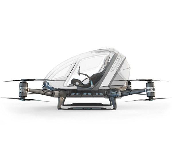 CES16: Erstes Drohne für Personentransport vorgestellt