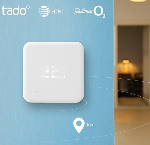 CES16: Tado geht Partnerschaften mit AT&T und Telefónica ein