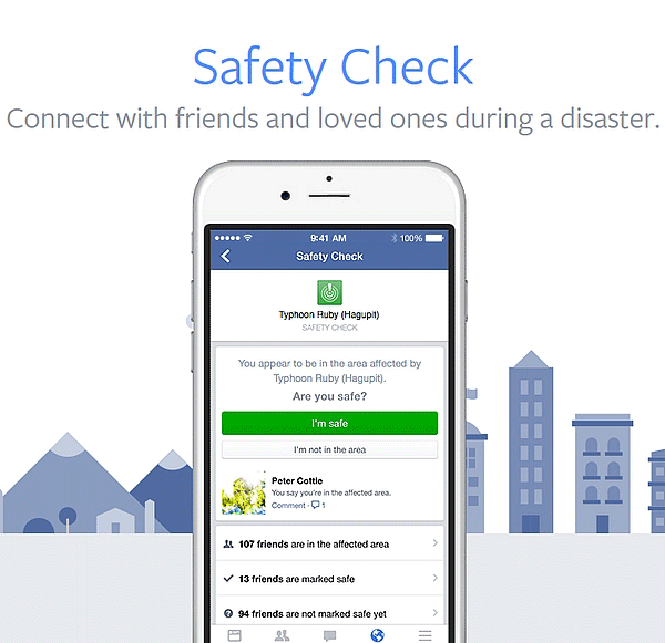 Nach Attentat in Brüssel – Facebook stellt Sicherheitscheck bereit