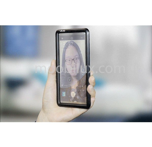 Kommt jetzt das transparente Smartphone Display?