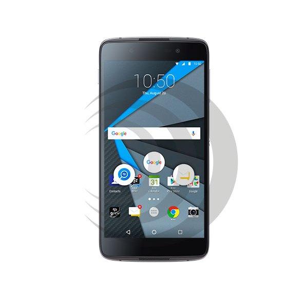 Zweites BlackBerry Android Smartphone DTEK50 vorgestellt