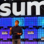 Paddy Cosgrave at the Web Summit 2016 in Dubin. (Photo: Thorsten Claus/moobilux.com)