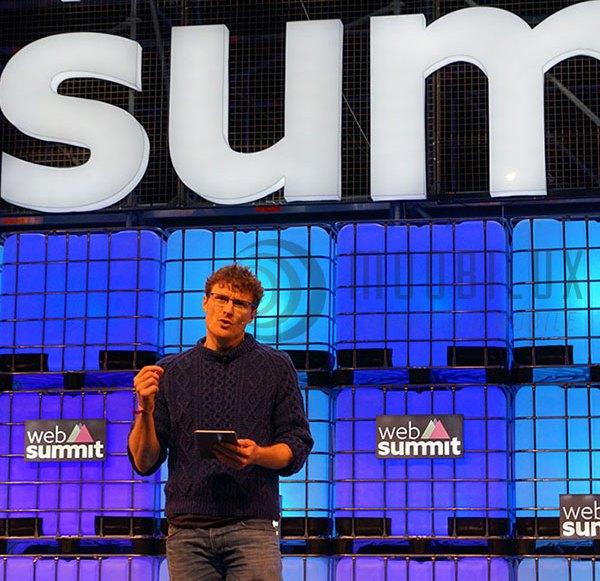 tomorrow the Web Summit 2017 starts