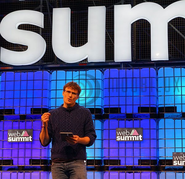 Web Summit 2016 in Lissabon