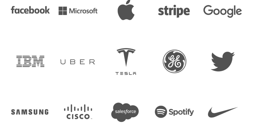 Among the Web Summit guests are many representatives of the Fortune 500, the world's leading technology startups. (Grafik: Web Summit)