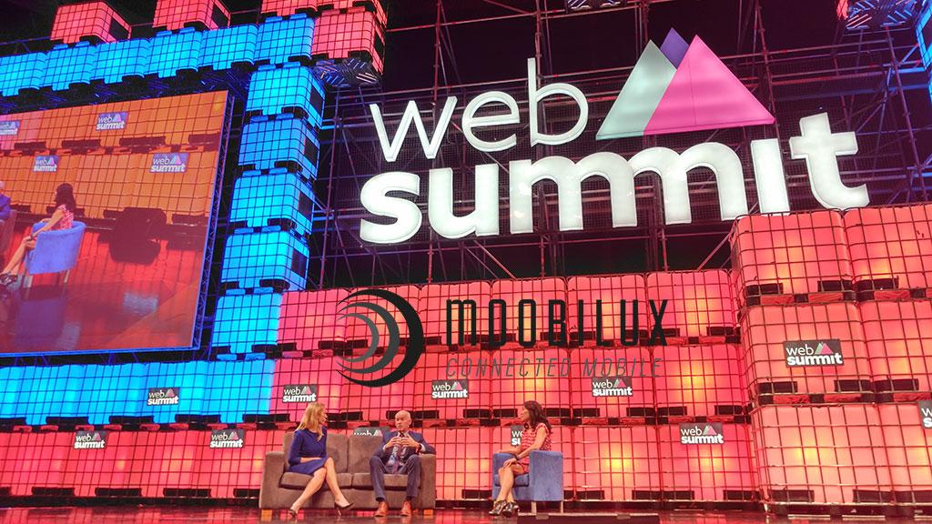 Das war der er, der erste Web Summit außerhalb Irlands ist vorbei. Die gefragtesten Themen in Lissabon waren Artificial intelligence und Financial Technology. (Foto: Thorsten Claus/moobilux.com)