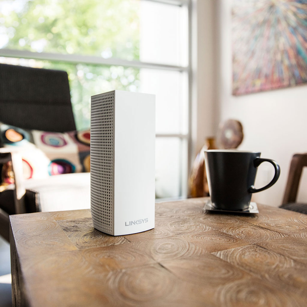 Linksys Velop is to put WiFi in all corners. (Photo: Linksys)