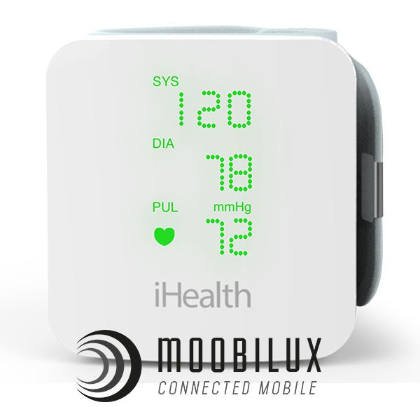 CES17: iHealth stellt neue Blutdruckmessgeräte vor