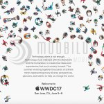 Die WWDC 2017 kehrt nach San Jose zurück. (Bild: Apple)