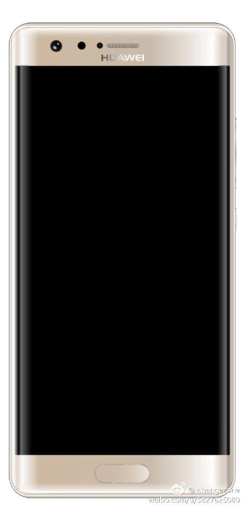 Sieht so das neue Huawei P10 Plus aus? (Foto: Weibo/Ichangezone)