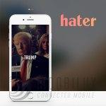 Hater - wenn Hass verbindet. (Bild: haterdater.com)