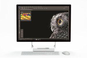 Microsoft Surface Studio (Bild: Microsoft)
