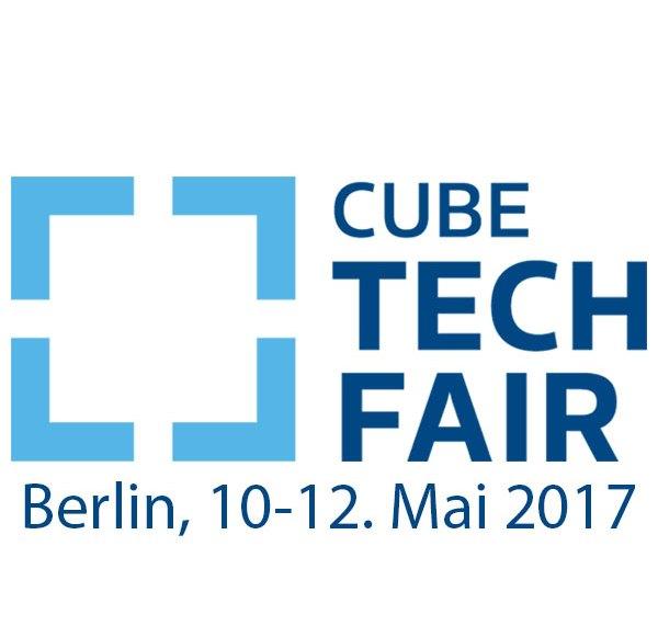 Gewinne mit moobilux.com zwei Tickets zur Cube Tech Fair in Berlin!