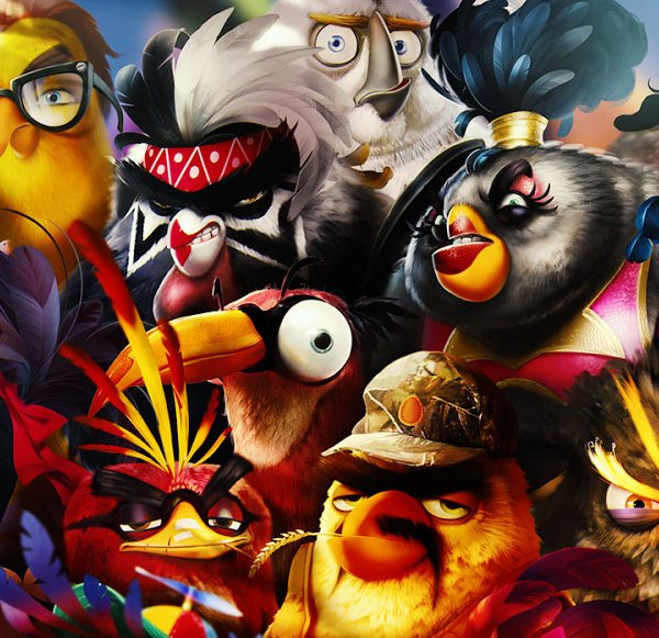 New Angry Birds version for Android & IOS presented
