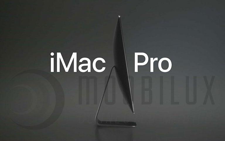 Der neue iMacPro soll ab Dezember 2017 in den Handel kommen. (Bild: Apple)