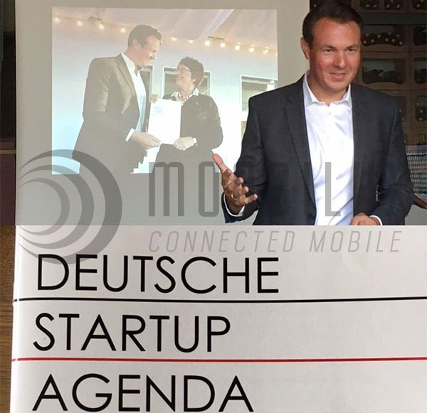 German startup agenda published