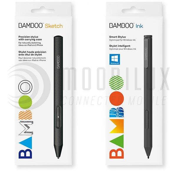 Wacom introduces Bamboo Sketch & Ink