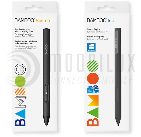 Wacom introduces Bamboo Sketch & Ink