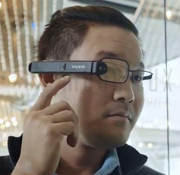 Blackberry enters the wearable market
