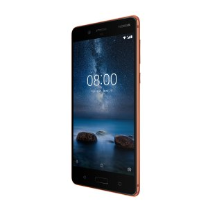 Das Nokia 8 in Polished Copper (Bild: Nokia)