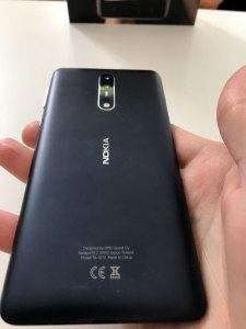 Das neue Nokia 8 im Test. (Bild: moobilux.com/TC)