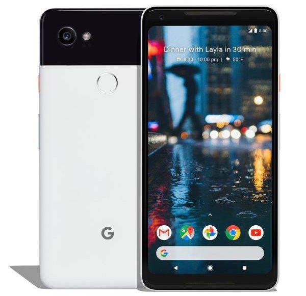 Google patzt beim Pixel 2
