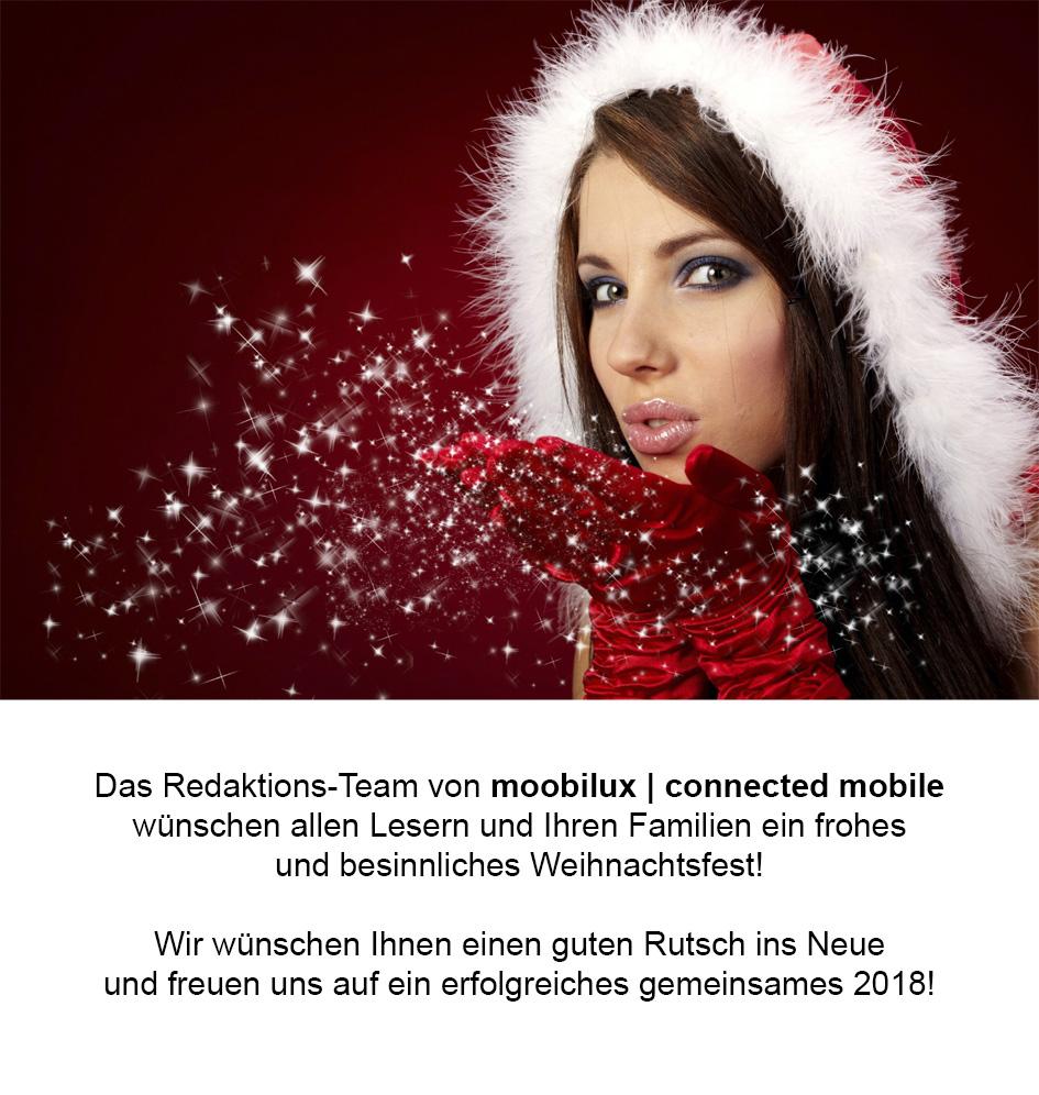 moobilux.com Weihnachtskarte 2017.