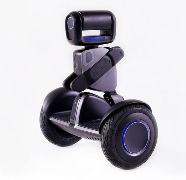 "Segway robot ""Loomo"" presented"
