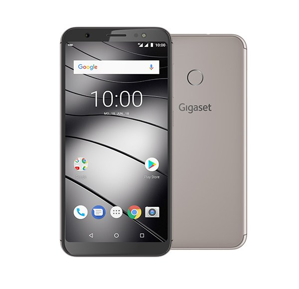 Gigaset introduces three new smartphones