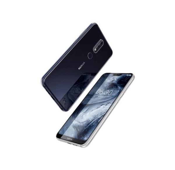 Nokia X6 presented